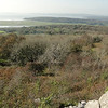 View from the Crag NW over Morecambe Bay