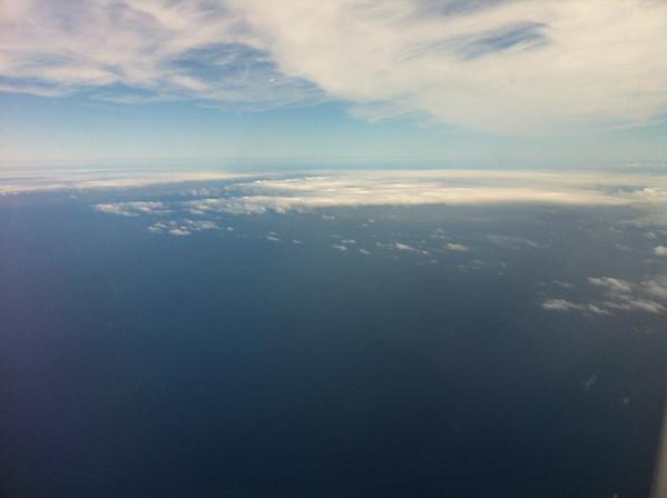 View of the Atlantic near New York City.