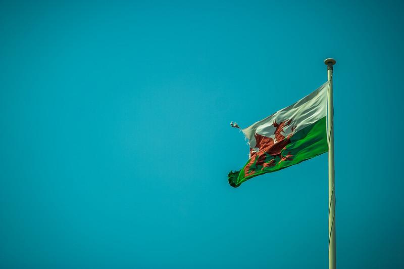Caernarvon Castle, Wales
