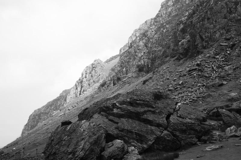 Llanberis Pass, Wales