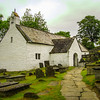 Llangar Church, Wales