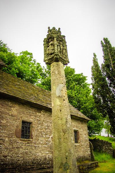 St Patrico Church, Wales