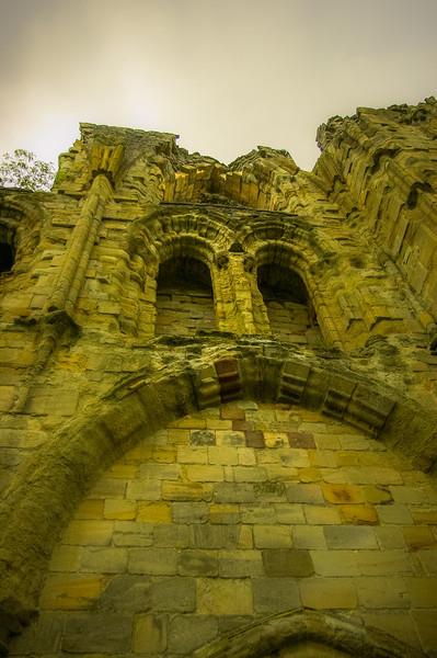 Wenlock Priory, Wales