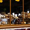 """Bread arrayed in shop window. England, Britain, United Kingdom. SEE ALSO:   <a href=""""http://www.blurb.com/b/893070-impressions-of-the-uk"""">http://www.blurb.com/b/893070-impressions-of-the-uk</a>"""