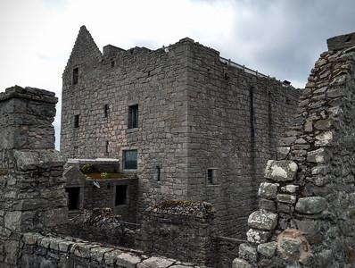 Ruins of Craigmillar Castle