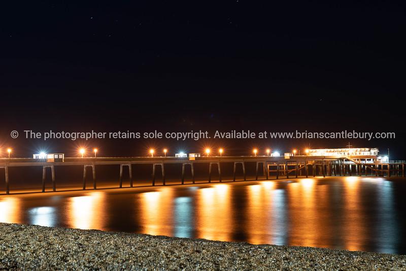 Deal Pier South England