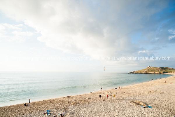 PorthmeorBeach, St Ives, Cornwall