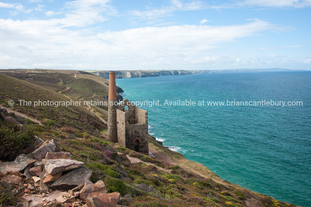 Tin mines, Cornwall, UK-54