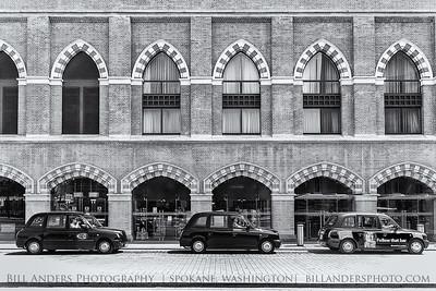 Queuing.  St Pancras Station, London, England