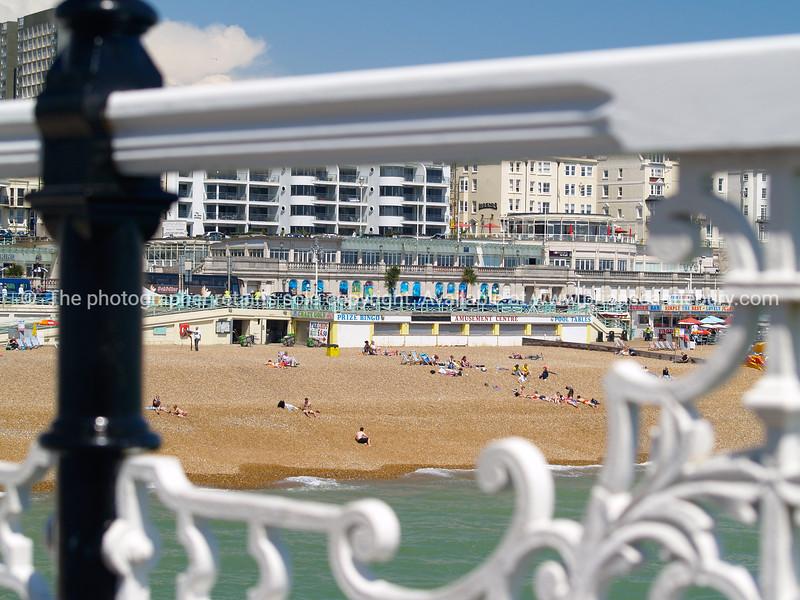"Brighton Beach, from the Pier, England, Britian, United Kingdom. SEE ALSO:   <a href=""http://www.blurb.com/b/893070-impressions-of-the-uk"">http://www.blurb.com/b/893070-impressions-of-the-uk</a>"