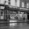 Neighborhood food shop London.