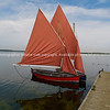 """Sailing dinghies, rigged and waiting in Grafham Water, England. A view of the UK SEE ALSO:   <a href=""""http://www.blurb.com/b/893070-impressions-of-the-uk"""">http://www.blurb.com/b/893070-impressions-of-the-uk</a>"""