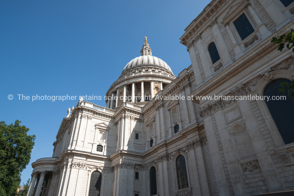 Saint Paul's Cathedral, London, UK