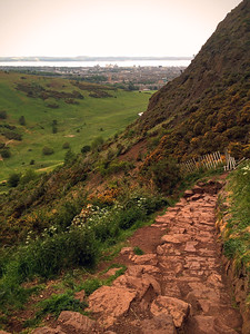 Path to Arthur's Seat