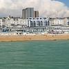 "Brighton Beach and city skyline, England, Britain, United Kingdom. SEE ALSO:   <a href=""http://www.blurb.com/b/893070-impressions-of-the-uk"">http://www.blurb.com/b/893070-impressions-of-the-uk</a>"