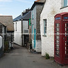 Back lane in Port Isaac, Cornwall