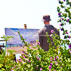 "Artist at the beach, Brighton, England, Britain, United Kingdom. SEE ALSO:   <a href=""http://www.blurb.com/b/893070-impressions-of-the-uk"">http://www.blurb.com/b/893070-impressions-of-the-uk</a>"