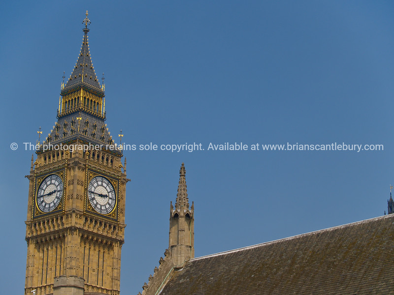 """Big Ben photograph shows the ornate architecture of the tower and clock face. A view of the UK SEE ALSO:   <a href=""""http://www.blurb.com/b/893070-impressions-of-the-uk"""">http://www.blurb.com/b/893070-impressions-of-the-uk</a>"""