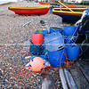 "Fishing gear, buckets, buoys, nets and boats, Worthing, England, Britain, United Kingdom. SEE ALSO:   <a href=""http://www.blurb.com/b/893070-impressions-of-the-uk"">http://www.blurb.com/b/893070-impressions-of-the-uk</a>"