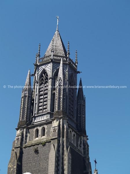 "Church Steeple, Brighton, England, Britain, United Kingdom. SEE ALSO:   <a href=""http://www.blurb.com/b/893070-impressions-of-the-uk"">http://www.blurb.com/b/893070-impressions-of-the-uk</a>"