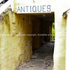 "Antiques, rustic sign marking entrance. SEE ALSO:   <a href=""http://www.blurb.com/b/893070-impressions-of-the-uk"">http://www.blurb.com/b/893070-impressions-of-the-uk</a>"