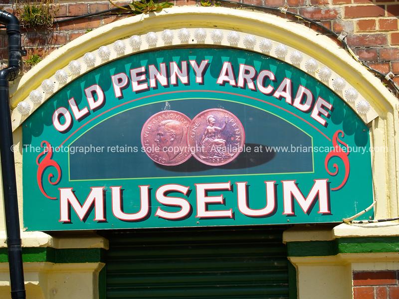 """Penny Arcade Museum. Brighton,England, Britain, United Kingdom. SEE ALSO:   <a href=""""http://www.blurb.com/b/893070-impressions-of-the-uk"""">http://www.blurb.com/b/893070-impressions-of-the-uk</a>"""