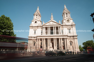 Saint Paul's Cathedral.