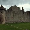 Wall at Craigmillar Castle