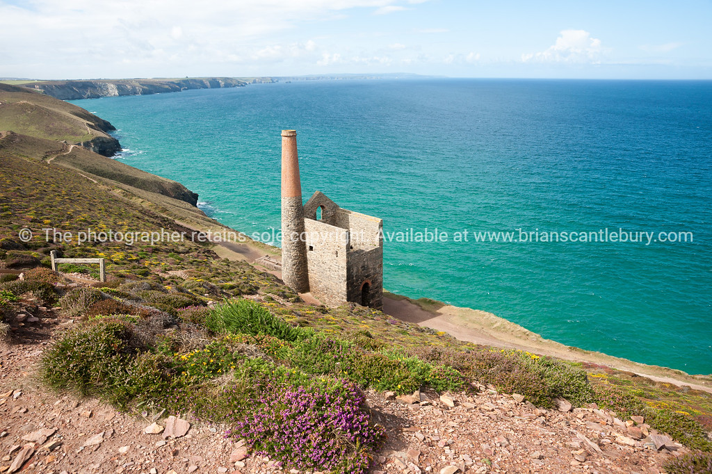 Tin mines, Cornwall, UK-58