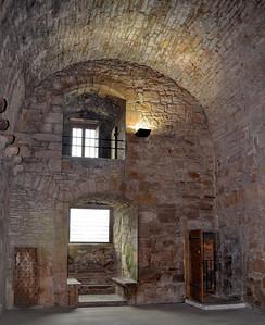 Interior of Craigmillar Castle