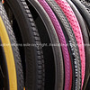 "Bicycle tyres, close-up colour selection. A view of the UK SEE ALSO:   <a href=""http://www.blurb.com/b/893070-impressions-of-the-uk"">http://www.blurb.com/b/893070-impressions-of-the-uk</a>"