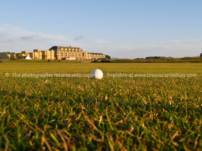 """Golf Ball at St. Andrews. SEE ALSO:   <a href=""""http://www.blurb.com/b/893070-impressions-of-the-uk"""">http://www.blurb.com/b/893070-impressions-of-the-uk</a>"""