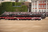 "Mass Bands of The Household Division at the ""Colonel's Review ~Trooping the Colour"""