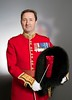 Dr. / Lieutenant Colonel Graham Jones,  Director of Music Coldstream Guards and Senior Director of Music, Household Division