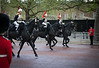 Household Cavalry along the Mall during the State Opening for Parliament.  Image by Martin McKenzie ~ All Rights Reserved