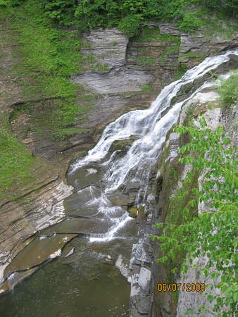 Treman Park, Ithaca, NY, June 7, 2009