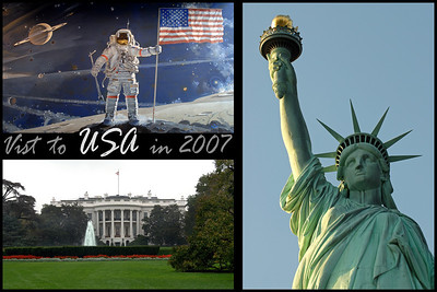 Visit to USA (New York, Philadelphia, Washington DC, New Jersey & Massachusetts) in Nov'2007.