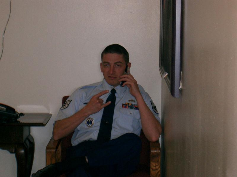 H Flight, NCO Academy, Gunter AFB Alabama