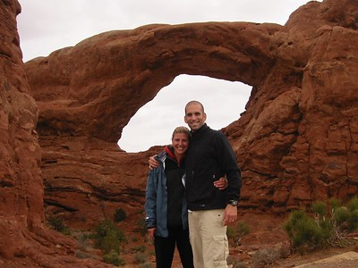 Arches National Park, October 23-24, 2004