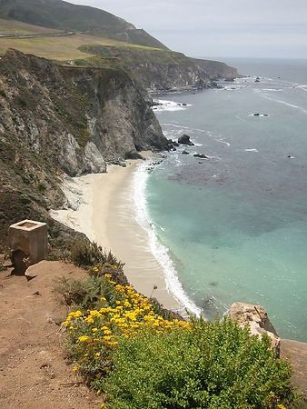 Big Sur State Park, California, July 8-9, 2004