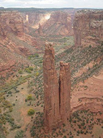 Canyon De Chelly, Arizona, October 17-18, 2004