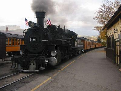 Durango, Colorado, October 21-22, 2004
