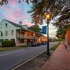 East Zaragossa Street in Historic Downtown Pensacola