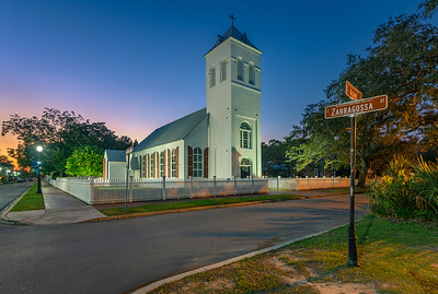 First Christ Church Pensacola Florida