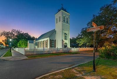 First Christ Church Pensacola Florida
