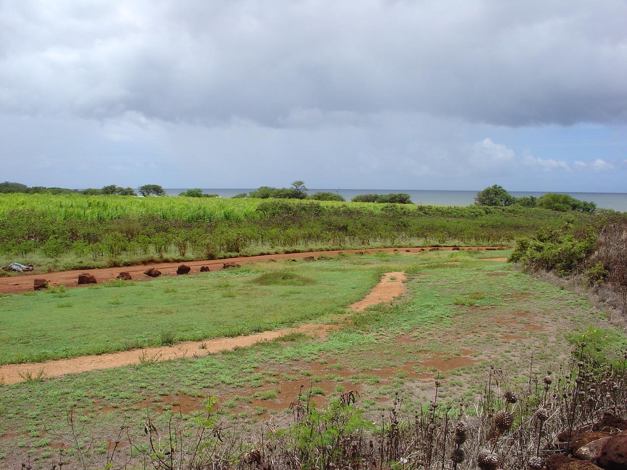 Russian Fort Elizabeth State Park, Kauai