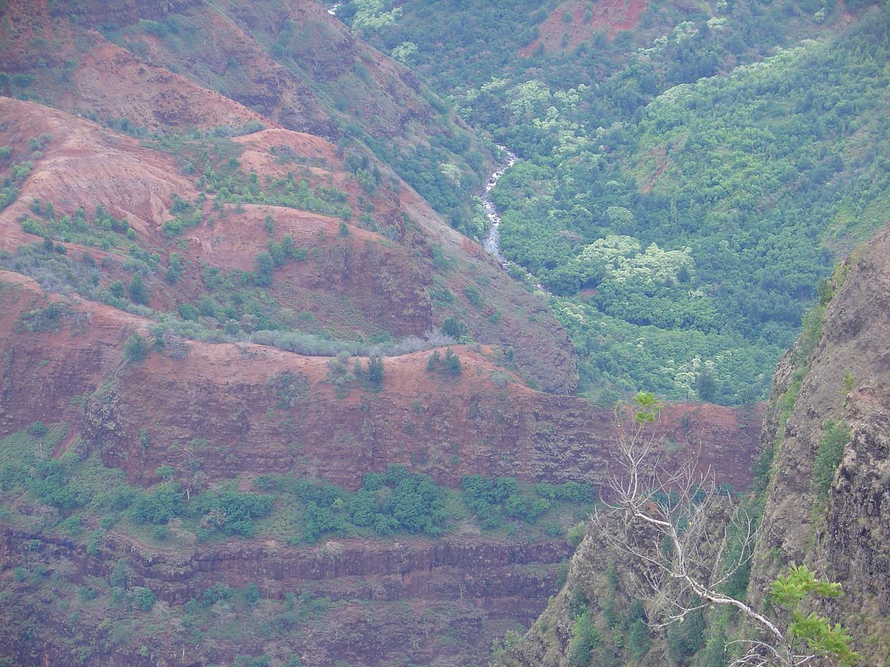 Waimea Canyon State Park, Kauai
