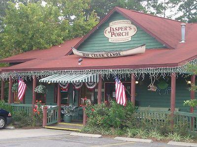 Jasper's Porch, Jasper County, South Carolina September 8, 2004