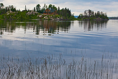 Lakeshore Cabin Seagull Lake_1340