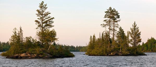 Hamm Islands Poplar Lake Gunflint Trail_1269